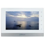Dahua 7- inch Color Indoor Monitor - White